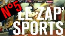 ZAP SPORT N°5: Zapping de l'actu buzz sportive !