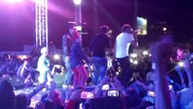 Yo Yo Honey Singh  Live Show  In Collage  Blue Eyes