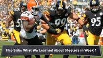 Flip Side: Steelers D is Not Steelers D