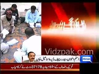 PTI Candidate PTI Candidate Ehtesham Javaid wins PK-68 DI Khan By Polls