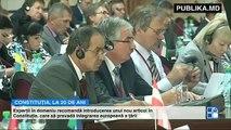 Oficiali moldoveni despre Constituţie. Unele prevederi ale sale sunt imprecise sau depășite de timp