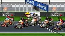 MiniDrivers - Chapter 6x08 - 2014 Austrian Grand Prix