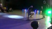 Street Boom 2014 No name versus bboy Hard win break dance profi 1x1