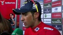 La Vuelta 2014 - Etape 16 - Alberto Contador plus que jamais leader après la 16e étape