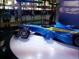 Formula-e - E-Dams Renault à l'Atelier Renault - Septembre 2014