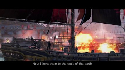 Assassin's Creed Rogue - Assassin Hunter Gameplay Trailer