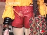 """""""Roberto Cavalli"""" Spring Summer 2005 3 of 4 Milan Pret a Porter by Fashion Channel"""