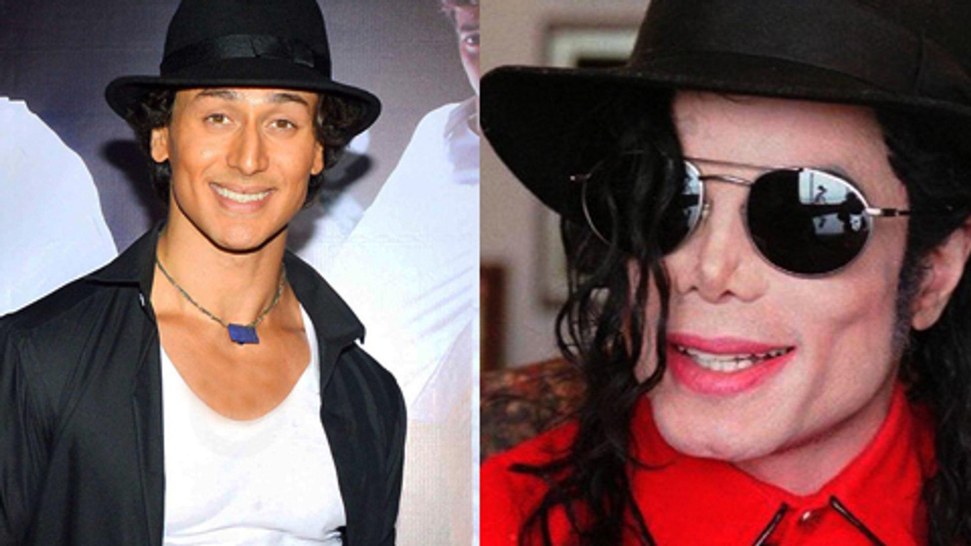 Tiger Shroff Pays Tribute To Michael Jackson