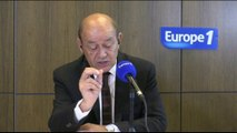 """Le Drian : """"La France a vendu pour 8 milliards d'euros d'armes en 2014"""""""