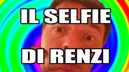 Il Selfie di Renzi