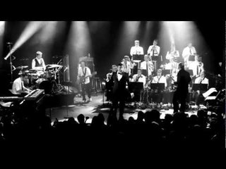 """Electro Deluxe Big Band Live """"Let's go to work"""""""