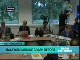 Malaysian airline that crashed in Ukraine had no technical problems