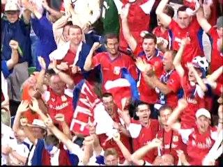 Netherlands 2 Czech Republic 3 - EURO 2004 Group D (19th June 2004)