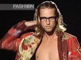 """Gianfranco Ferrè"" Spring Summer 2005 3 of 3 Milan Menswear by Fashion Channel"