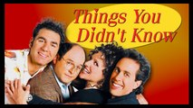 7 Seinfeld Facts You (Probably) Didn't Know!