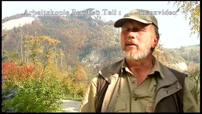 """""""Der Bergbau im Reichraminger Hintergebirge"""" Teil1 Arbeitskopie von einem Projekt aus 2005"""
