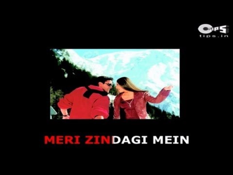 Meri Zindagi Mein Ajnabee Ka Intezaar Hai - Bollywood Sing Along - Kareena Kapoor & Bobby Deol