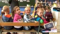 Le Cateau: rentrée scolaire 2014, les écoles