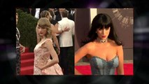 Katy Perry Feuding With Taylor Swift?