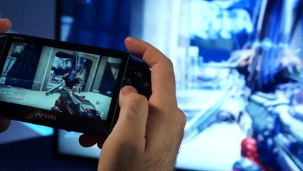 Destiny for PS4 - PS Vita Remote Play Hands On