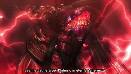 Bayonetta 2 trailer Nintendo Direct (Wii U)