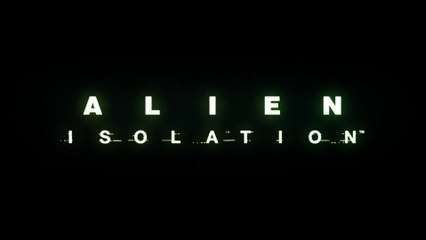 No Escape Trailer de Alien Isolation