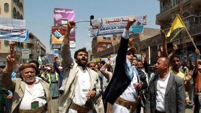 Deaths as police open fire on Houthi protesters