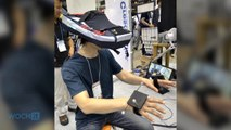FOVE Uses Eye Tracking To Make Virtual Reality More Immersive