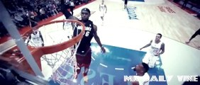 BEST DUNKS of the NBA 2014 - Amazing sport compilation