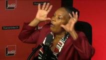 Quand Christiane Taubira oublie qu'elle est filmée !