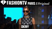DKNY Spring/Summer 2015 Runway Show | New York Fashion Week NYFW | FashionTV