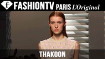 Thakoon Spring/Summer 2015 Runway Show | New York Fashion Week NYFW | FashionTV