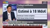 Testing et certification: sur quelles valeurs françaises faut-il miser ?: Olivier Ken, dans Intégrale Placements –  10/09