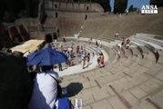 Pompei come l'Arena di Verona, in scena Carmen e Bohe'me