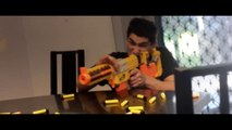 Epic Nerf War in History