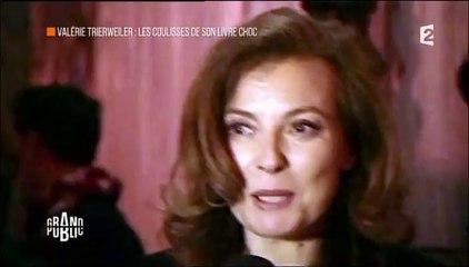 Phénomène - Valérie Trierweiler : les coulisses de son livre choc