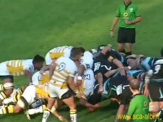 Rugby Pro D2 Massy Albi