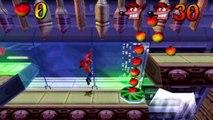 Crash Bandicoot 3 : Warped - Niveau 19 : Future Frenzy