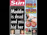 WHY are UK MEDIA not reporting POLICE INVESTIGATION 'evidence' about Madeleine McCann -Are UK Public kept in DARK?