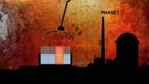 Les différentes étapes du démantèlement d'une centrale nucléaire