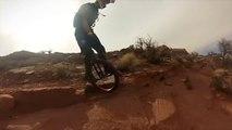 Du monocycle en version extrême