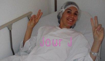 Augmentation mammaire : Le jour de l'opération