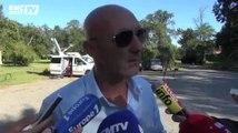 """Football / Luzenac / Barthez : """"Une montée terrible"""" 10/09"""