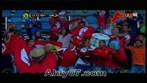 الهدف الأول لمنتخب تونس 1 مقابل صفر منتخب مصر- تصفيات أمم إفريقيا 2015 - تعليق علي محمد علي