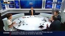20H Politique: Vote de confiance: Manuel Valls ne veut pas bénéficier de la voix de Thomas Thévenoud - 10/09