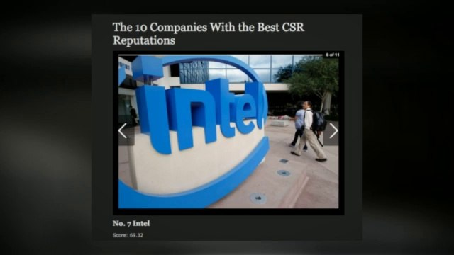 David Pflieger - Top 10 CSR Companies