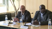French expert warns against closing borders to stem Ebola
