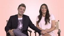 Lauren Kitt Carter Of The New VH1 Show, I Heart Nick Carter, Says She Was 45lbs Overweight When Nick Fell In Love With Her