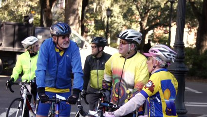 Exploring Savannah, Georgia - Pedal America - Season One - Episode Three