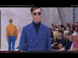 """LOUIS VUITTON"" LIVE Menswear Spring Summer 2015 Paris Full Show by Fashion Channel"